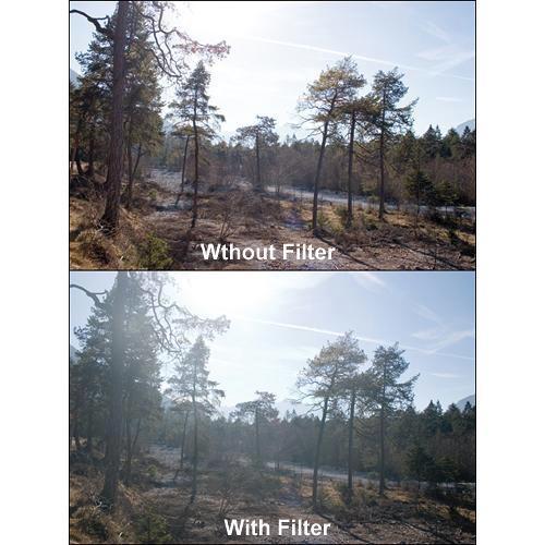"""Formatt Hitech 6 x 4"""" Fog 1/8 Filter"""