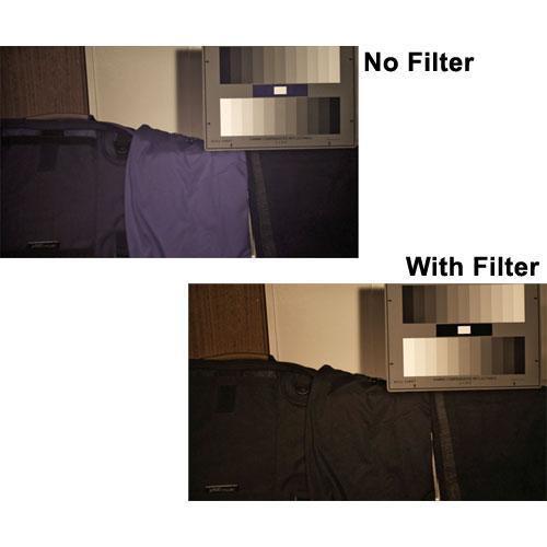 """Formatt Hitech 6 x 4"""" x3mm Hot Mirror/Neutral Density (ND) 1.2 Infrared (IR) Filter"""