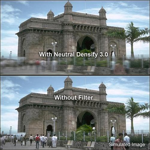 "Formatt Hitech Neutral Density (ND) 2.4 HD Filter (6 x 4"")"