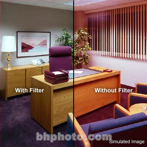"Formatt Hitech 6.6 x 6.6"" CC 30C Cyan Color Compensating Filter"