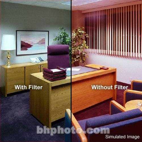 "Formatt Hitech 6.6 x 6.6"" CC 50C Cyan Color Compensating Filter"