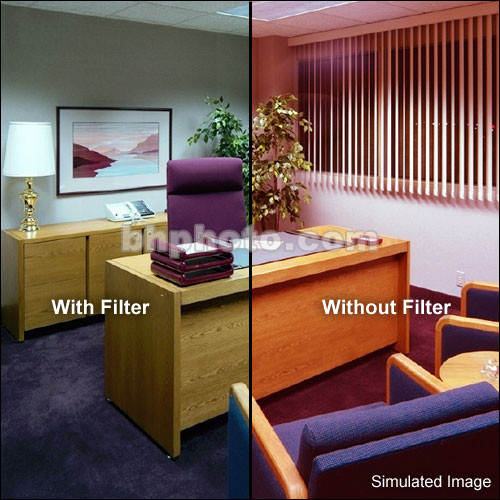 "Formatt Hitech 6.6 x 6.6"" CC 80C Cyan Color Compensating Filter"