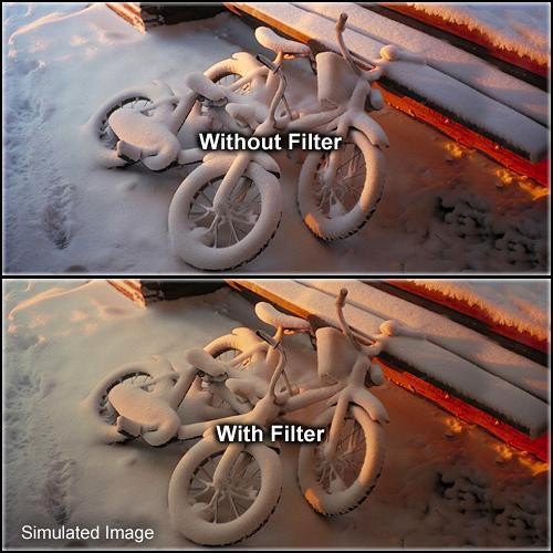 Formatt Hitech 72mm Solid Chocolate 1 Filter