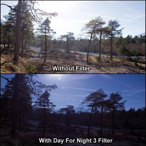 Formatt Hitech 72mm Cool Day For Night 1 Filter