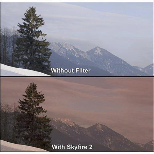 Formatt Hitech 72mm Graduated Skyfire 2 Filter