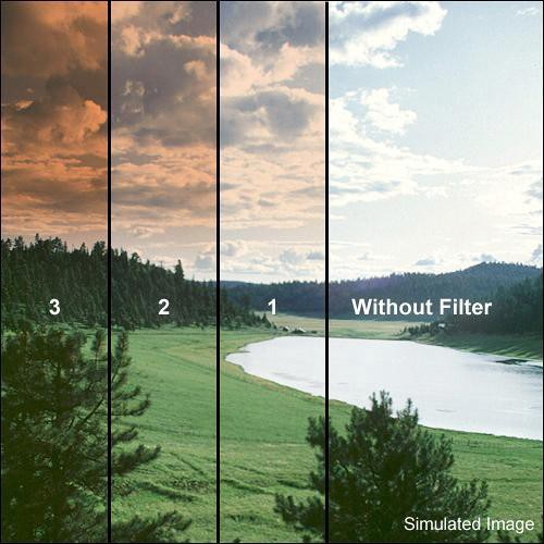 Formatt Hitech 82mm Blender Golden Sepia 1 Filter