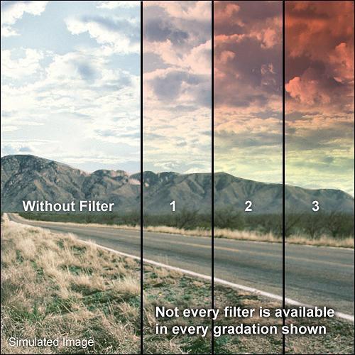 Formatt Hitech 82mm Blender Sunset 1 Filter