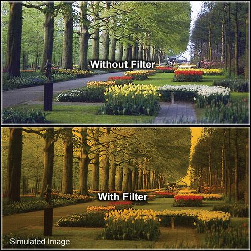 Formatt Hitech 82mm Solid Tangerine 3 Filter