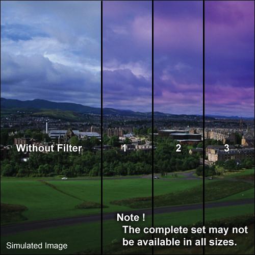 Formatt Hitech 86mm Blender Twilight 3 Filter