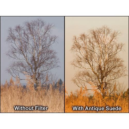 Formatt Hitech Color Graduated Antique Suede Filter (95mm)