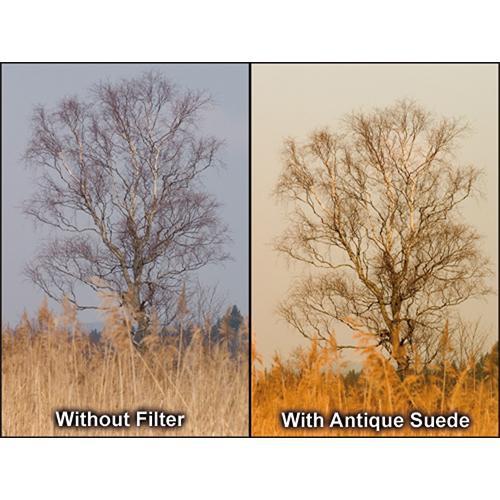 Formatt Hitech 95mm Blender Antique Suede 2 Filter