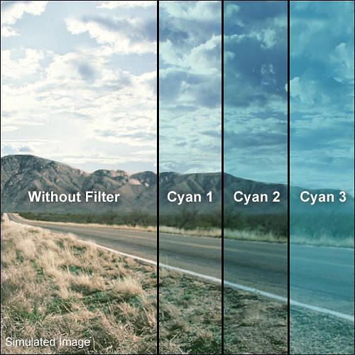 Formatt Hitech 95mm Solid Cyan 2 Filter