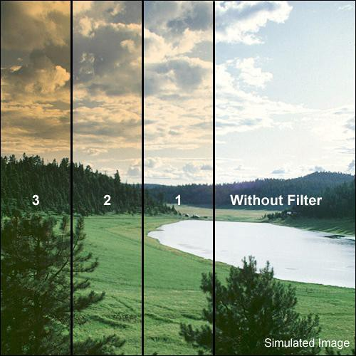 Formatt Hitech 95mm Blender Autumn 3 Filter