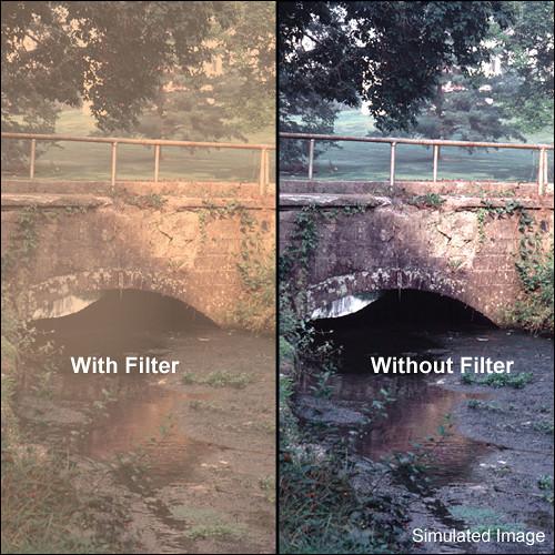 Formatt Hitech 95mm Warm Clear Supermist 4 Filter