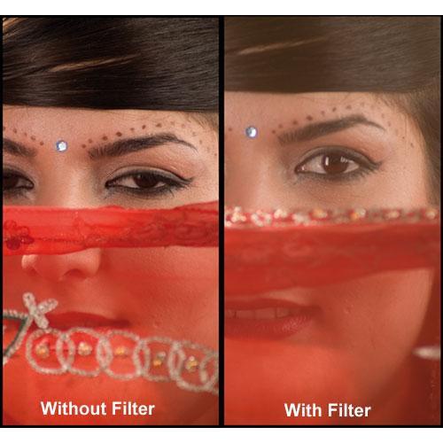 "Formatt Hitech Soft Tone Turquoise HD Filter (5.65 x 5.65"")"