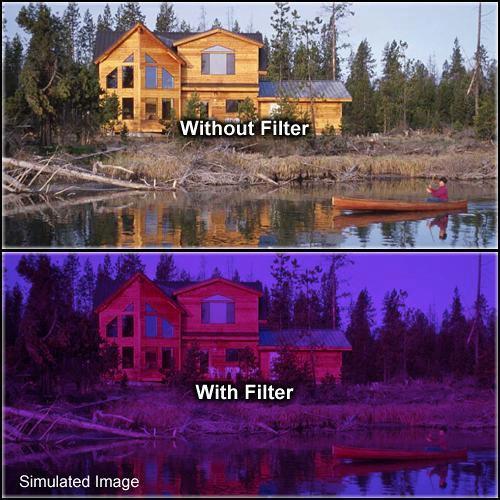 """Formatt Hitech Solid Grape Filter (5.65 x 5.65"""")"""