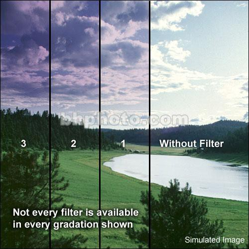 "Formatt Hitech 5.65 x 5.65"" Color Graduated Grape 3 Filter"