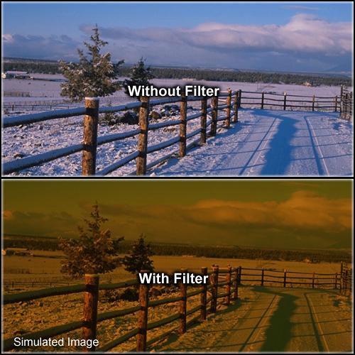 """Formatt Hitech Solid Tobacco Filter (5.65 x 5.65"""")"""