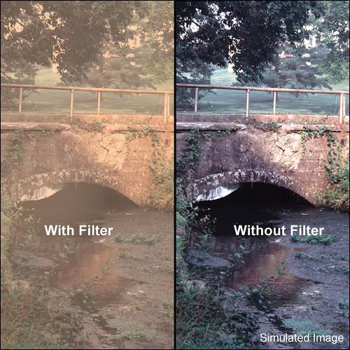 "Formatt Hitech Warm Clear Supermist Filter (5.65 x 5.65"")"