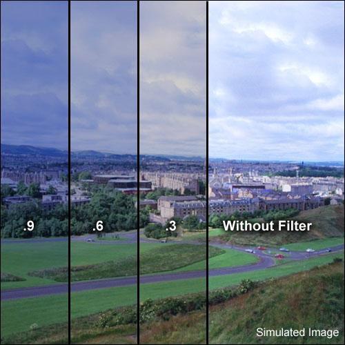 """Formatt Hitech Combination Light Balancing 81EF/ND 0.9 Filter (5.65 x 5.65"""")"""