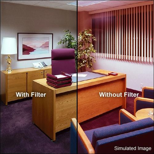 "Formatt Hitech 5.65 x 5.65"" CC 25C Cyan Color Compensating Filter"