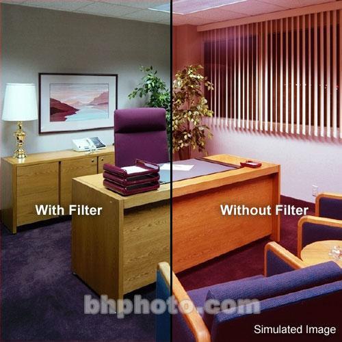 "Formatt Hitech 5.65 x 5.65"" CC40C Cyan Color Compensating Filter"