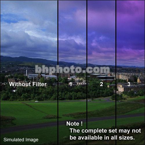 Formatt Hitech Color Graduated Twilight   Filter (Series 9)