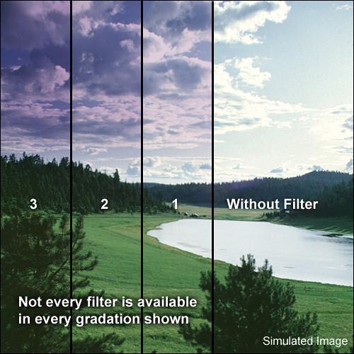 Formatt Hitech Series 9 Blender Grape 3 Filter