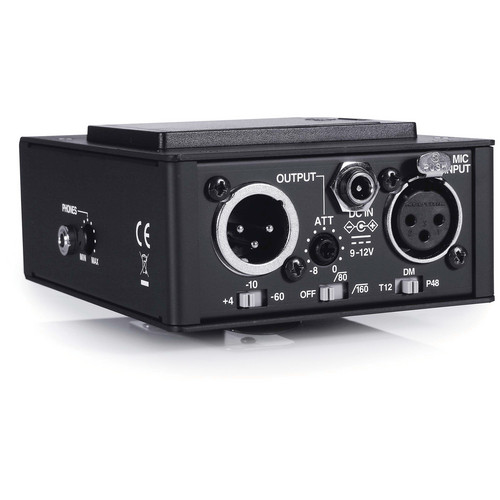 Fostex FM-1 Portable Mic Preamplifier