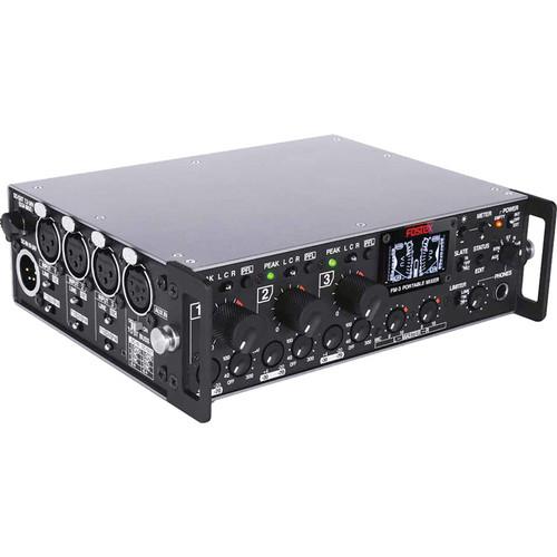 Fostex FM-3 Portable Field Mixer