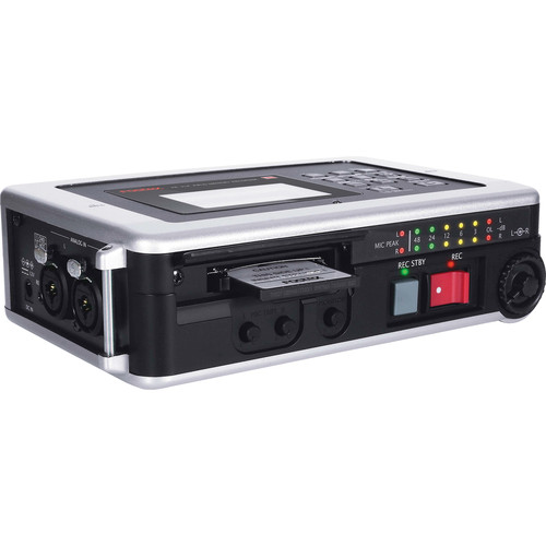Fostex FR-2 LE - 2-Channel Compact Flash Field Recorder