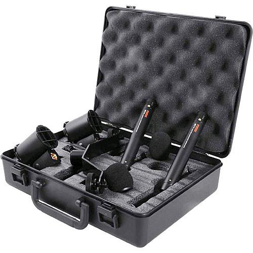 Fostex MC10ST Cardioid Condenser Microphones