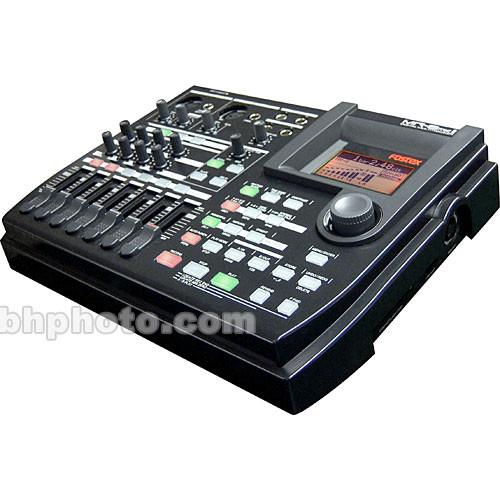 Fostex MR8-MKII - 8-Track Portable Compact Flash Recorder