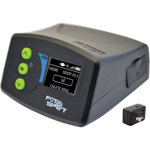 FotoSpot Bluetooth Geo-Tagger FSB-101 for Nikon DSLRs
