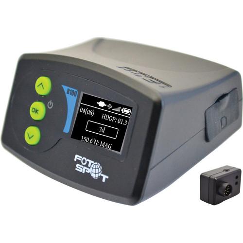 FotoSpot Bluetooth Geo-Tagger FSB-102 for Nikon DSLRs