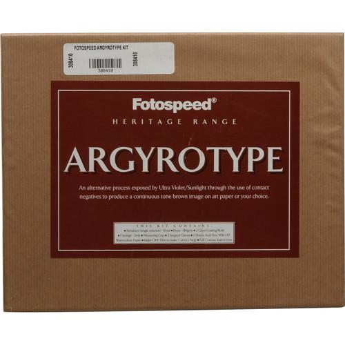 Fotospeed Argyrotype Printing Kit