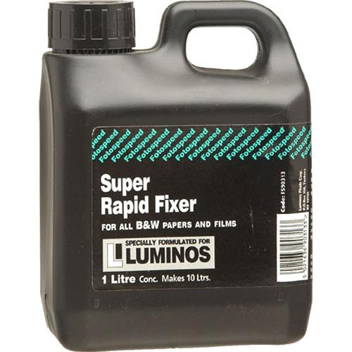 Fotospeed FX-20 Super Rapid Fixer for Black & White Film & Paper