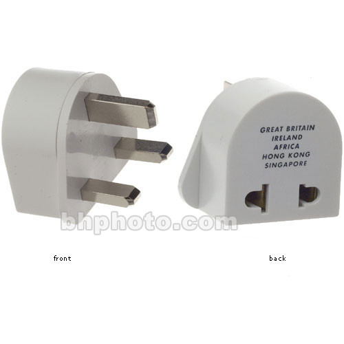 Travel Smart by Conair NW135C Adapter Plug - USA Devices Within 3-Prong Great Britian