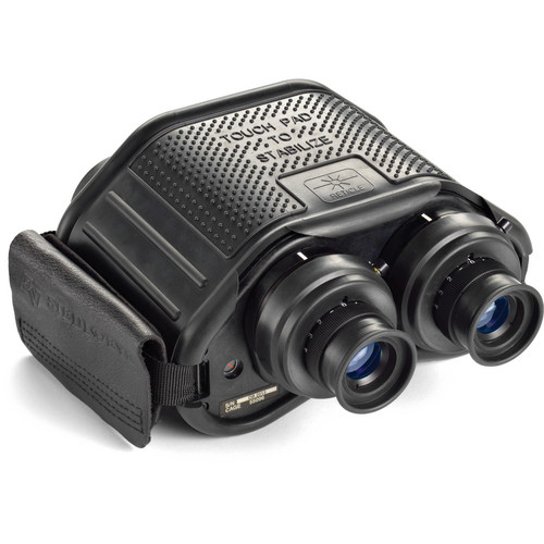 Fraser Optics 14x40 Stedi-Eye Observer Stabilized Binocular with Pouch