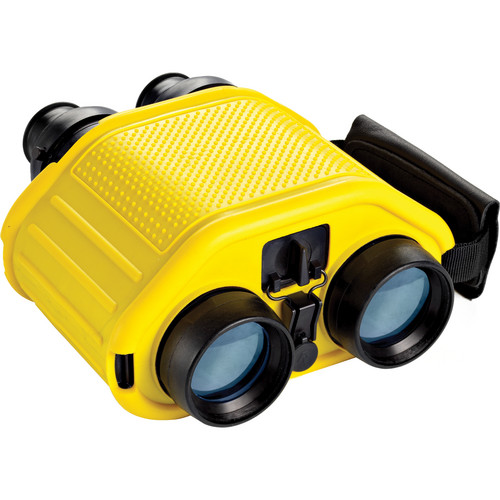 Fraser Optics 14x40 Stedi-Eye Mariner-BL Image-Stabilized Binoculars LE Edition (Yellow)
