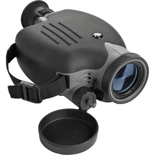Fraser Optics 14x40 Stedi-Eye Monolite-CL Gyro-Stabilized Monocularwith Illuminated Reticle