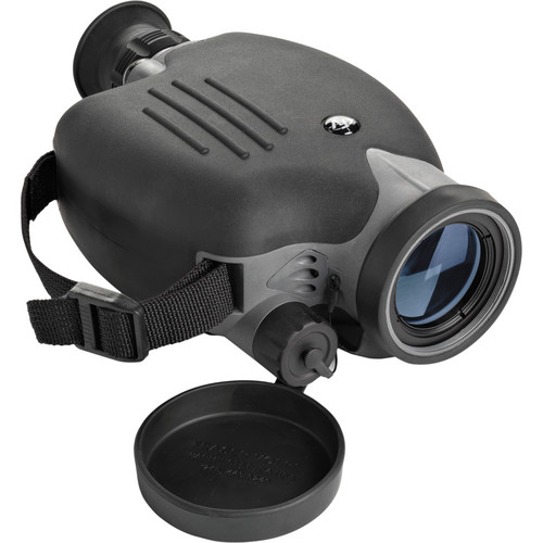 Fraser Optics 14x40 Stedi-Eye Monolite-PL Gyro-Stabilized Monocular with Illuminated Reticle
