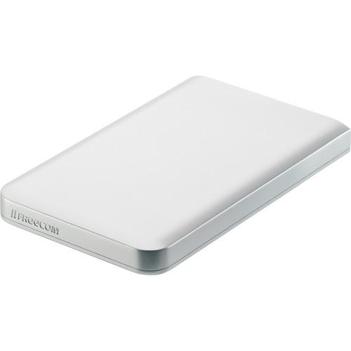 Freecom 1TB HD Dual Interface USB 3.0 / FireWire 800 Hard Drive for Mac