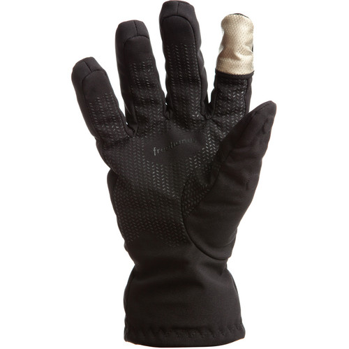 Freehands Men's Soft Shell Gloves (L)