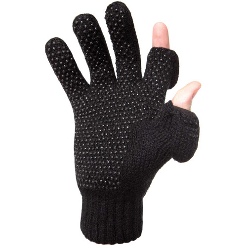 Freehands Ladies Ragg Wool Knit/Thinsulate Glove (S/M)