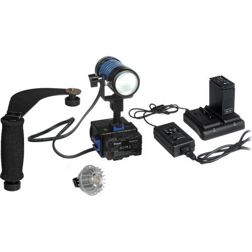 Frezzi DSLR-1 Dimmer Light Kit & Support