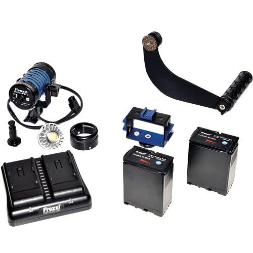Frezzi HH-2 Dimmer Light Kit & Support