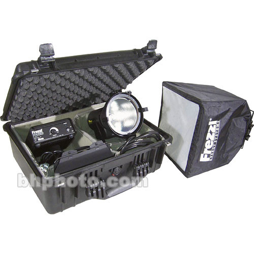 Frezzi Super Sun Gun HMI 1 Light AC Kit (110-240V)