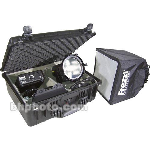 Frezzi Super Sun Gun HMI 1 Light AC Kit (110-240V)