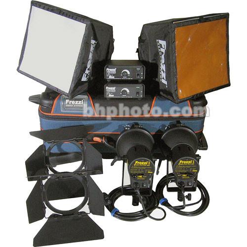Frezzi Super Sun Gun HMI 2 Light AC Kit (110-240V)